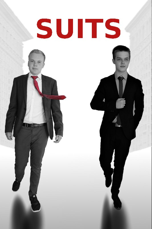 Niklas und Tom, 10a